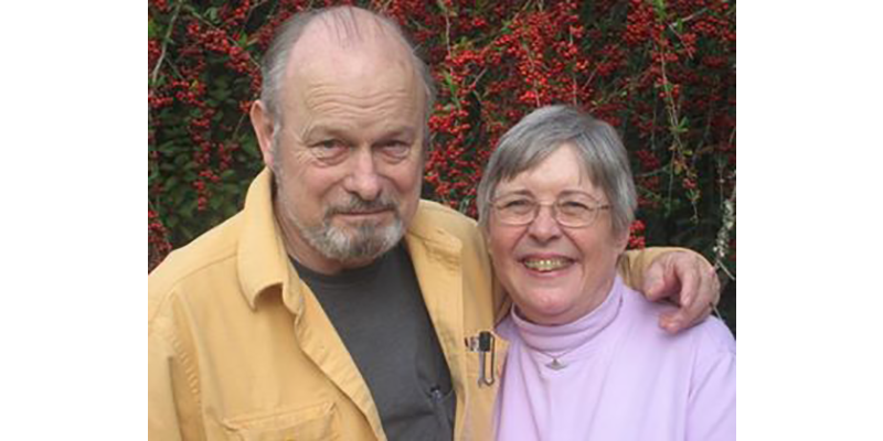 joe haldeman and gay haldeman